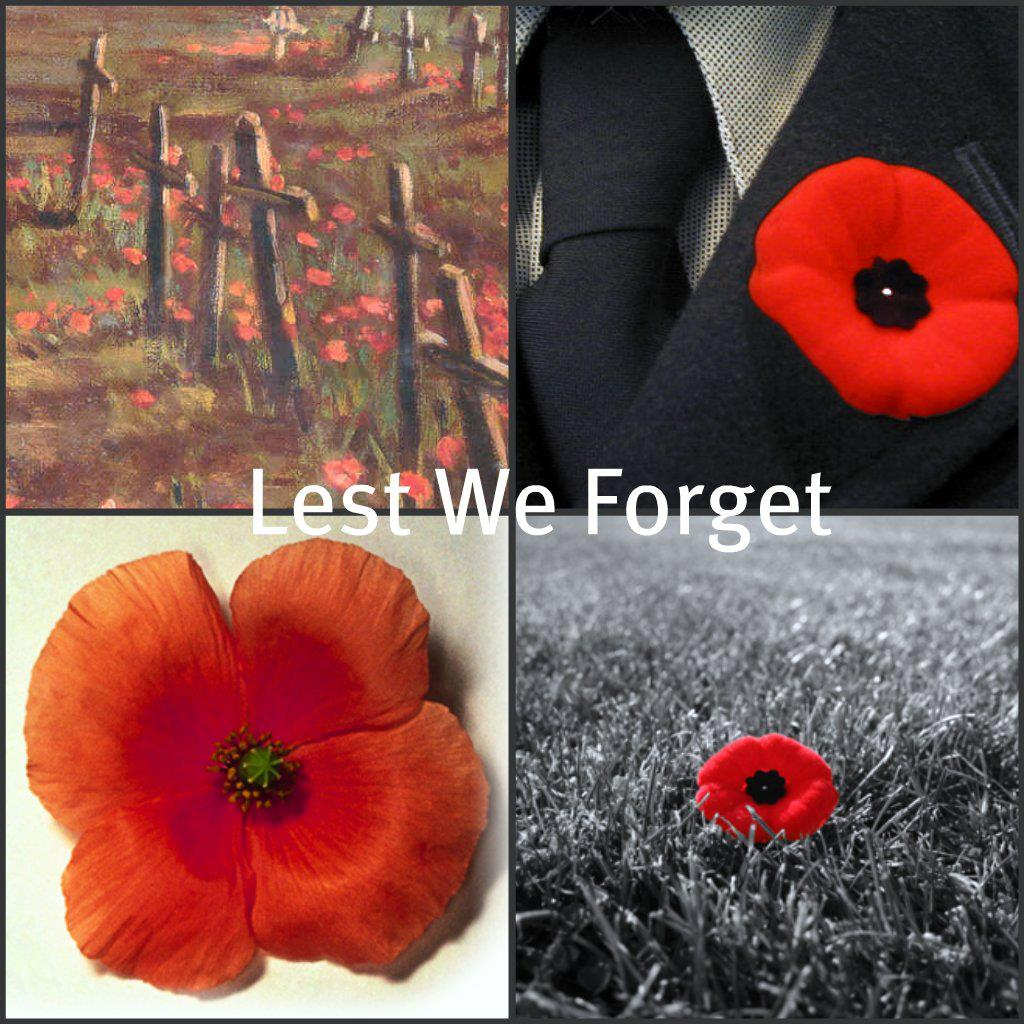 lest we forget - photo #28